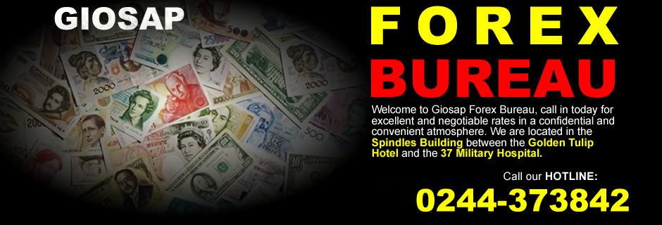 Forex bureau in accra ghana